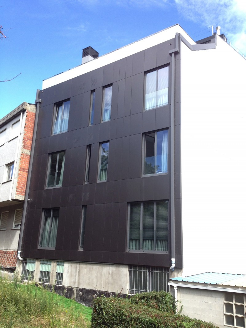 """Hotel Alix"" Avenida Finisterre nº 13, 15142, Arteixo"